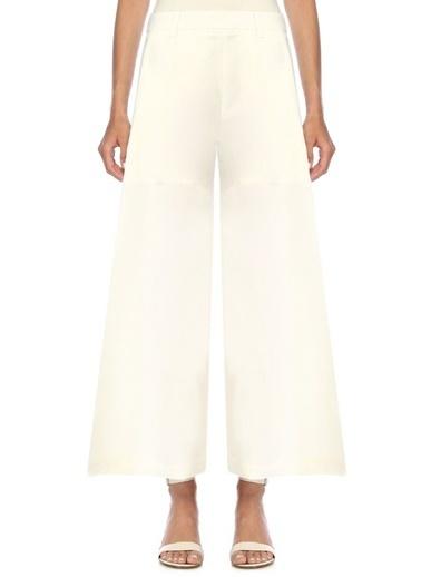 Cult Gaia Pantolon Beyaz